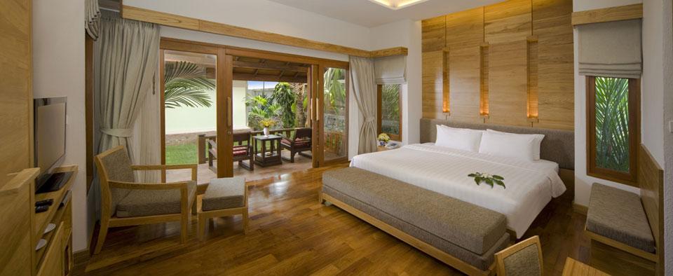 AccommodationThai House Beach Resort