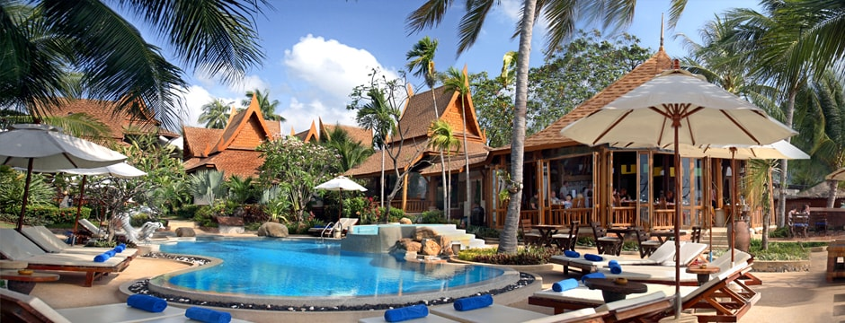 Thai House Beach Resort Hotel Lamai